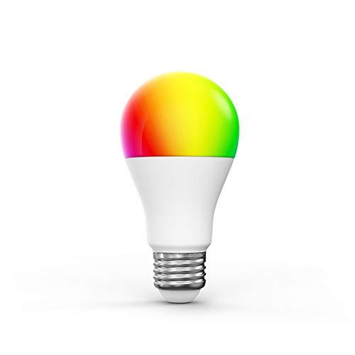 Woox R4553 Smart Lamp Bulb, Lampadina a LED con Attacco E27, Bianco