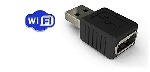 AirDrive Keylogger - Hardware keylogger USB con Wi-Fi e 16 MB di memoria