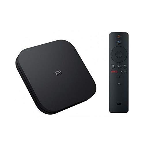 Xiaomi - Mi TV Box S 4K con Telecomando Nero