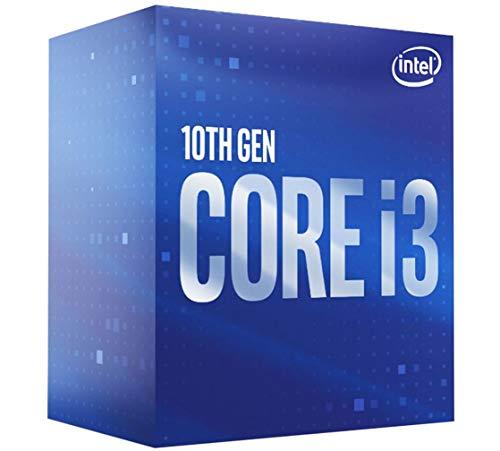 CORE I3-10100F 3.60GHZ SKTLGA1200 6.00MB CACHE BOXED