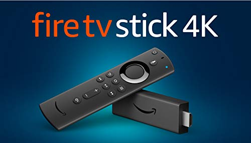 Fire TV Stick 4K Ultra HD con telecomando vocale Alexa di ultima generazione | Lettore multimediale