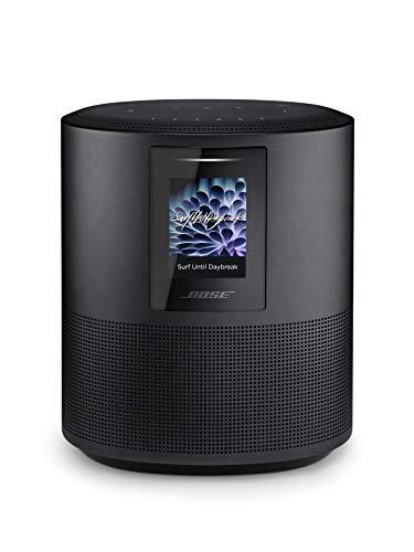 Bose Home Speaker 500, Suono Stereo, Alexa Integrata, Triple Black