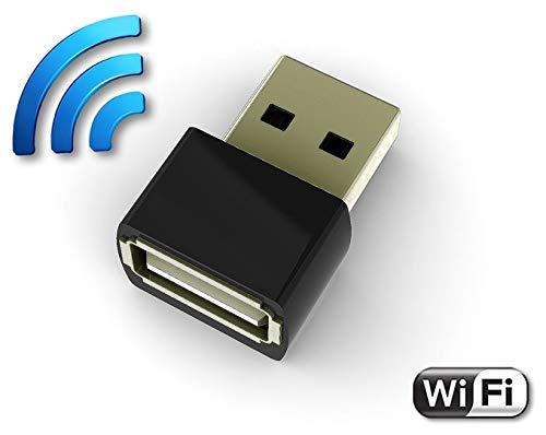 AirDrive Forensic Keylogger Forensic Keylogger - USB Keylogger Hardware con WiFi e 16MB Flash