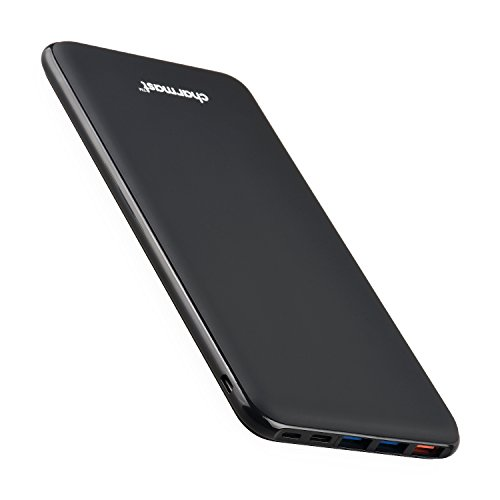 Charmast Power Bank 26800mAh,18W PD QC 3.0 Powerbank USB C Ricarica Rapida Tipo C con 3 Ingresso 4 Uscita Compatibile con iPhone Samsung Huawei