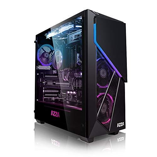 Megaport PC-Gaming AMD Ryzen 5 3600 6x 3.60GHz • Nvidia GeForce RTX2060 6GB • 240GB SSD • 1000GB HDD • 16GB DDR4 RAM • Windows 10 Home • WiFi