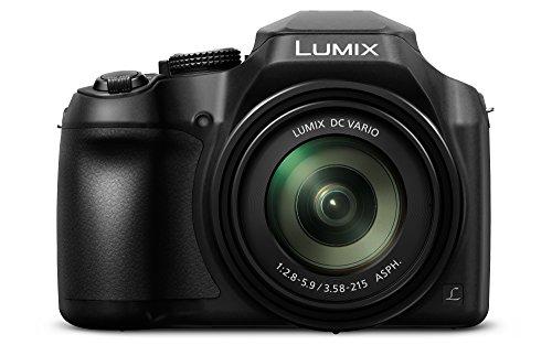 Panasonic DC-FZ82 Fotocamera 4K, 18.1 Megapixel, Obiettivo zoom 20-1200 mm, Nero