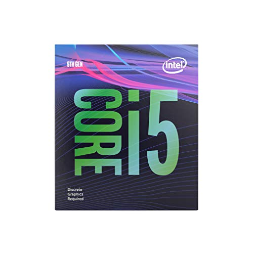 Intel Core i5-9400F processore 2,9 GHz Scatola 9 MB Cache intelligente