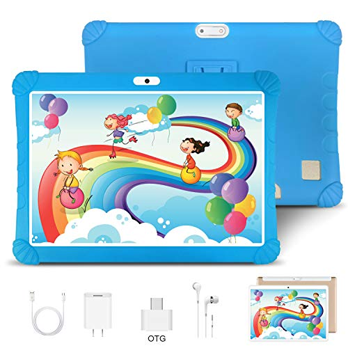 Tablet 10 Pollici Android 9.0 Pie Tablets 3GB RAM + 32GB/128GB ROM - Certificato Google GMS - Dual SIM   8500mAh   WIFI   Bluetooth   GPS  Type-C   Doppia Fotocamera Tablet