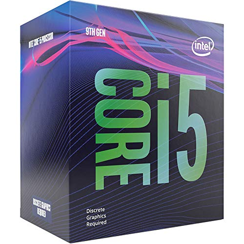 Intel Core i5-9400F processore 2,9 GHz Box 9 MB Smart Cache
