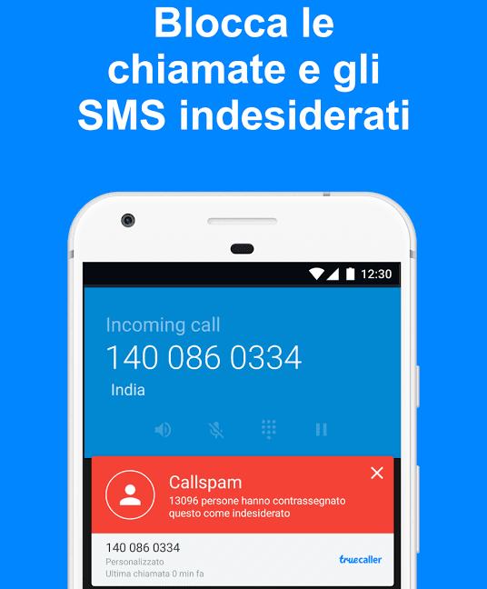 Bloccare chiamate e SMS indesiderati