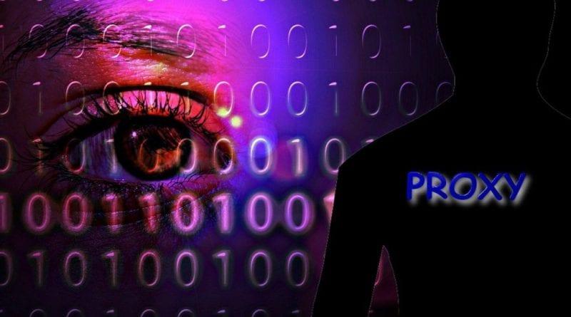 Anonimato tramite proxy