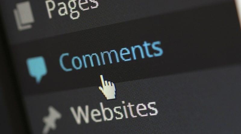 Come Disattivare commenti su Wordpress