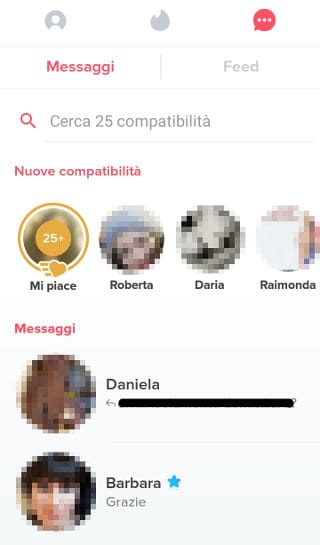 Chat Tinder
