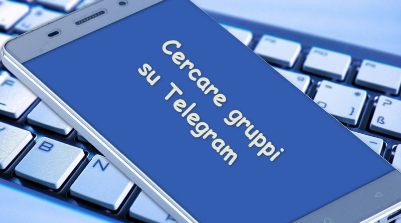 Come cercare ed entrare in gruppi su Telegram