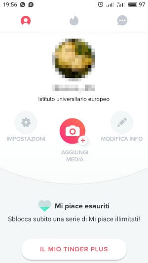 Profilo Tinder