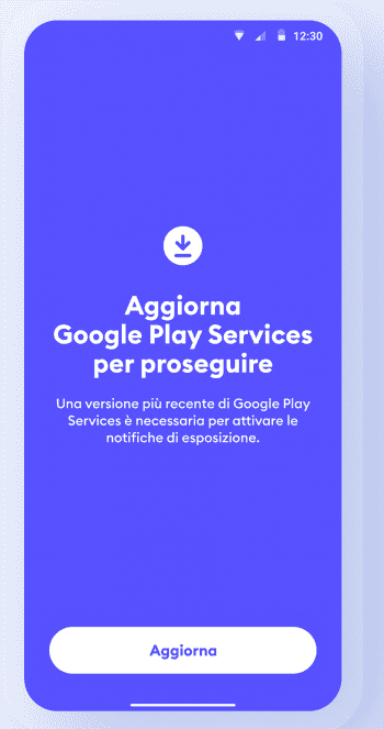 Aggiorna Google Play