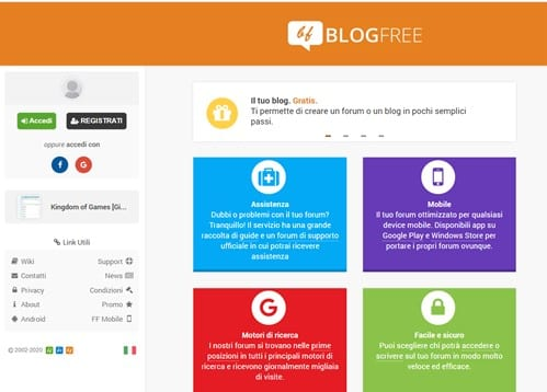 blogfree-creazione-blog
